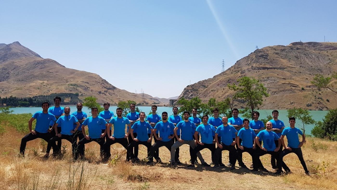 Camping in Latyan Dam