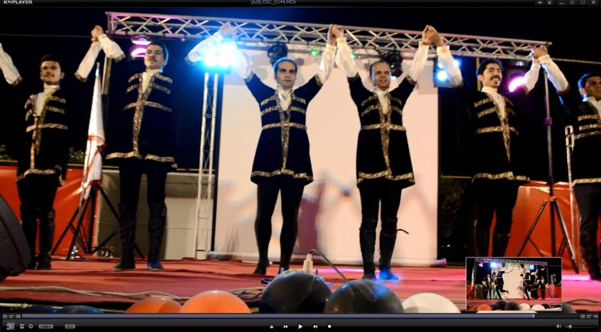 Narbon Company Ceremony, Karaj, 2015 July 27