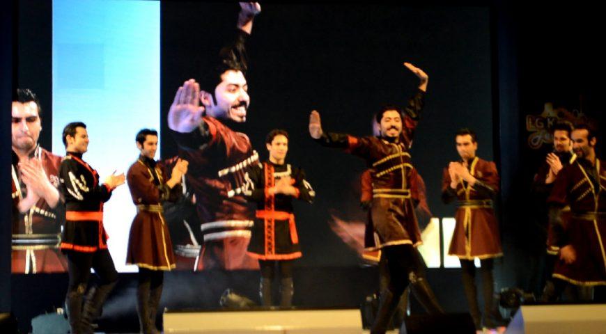 Closing Ceremony of LG Festival, Vahdat Hall