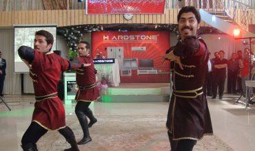 Hard-stone company Opening Ceremony, Ardabil