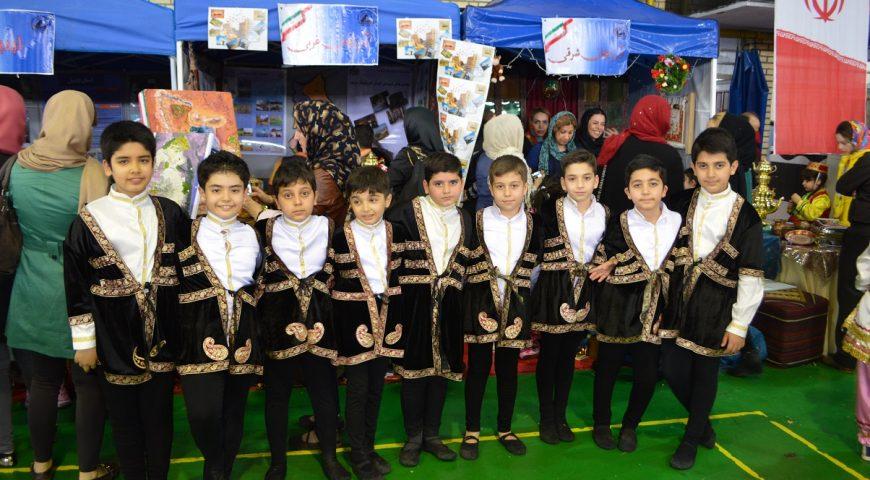 Valeh school Nations Festival, Tehran
