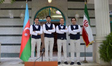 Embassy of Azerbaijan Republic Ceremony