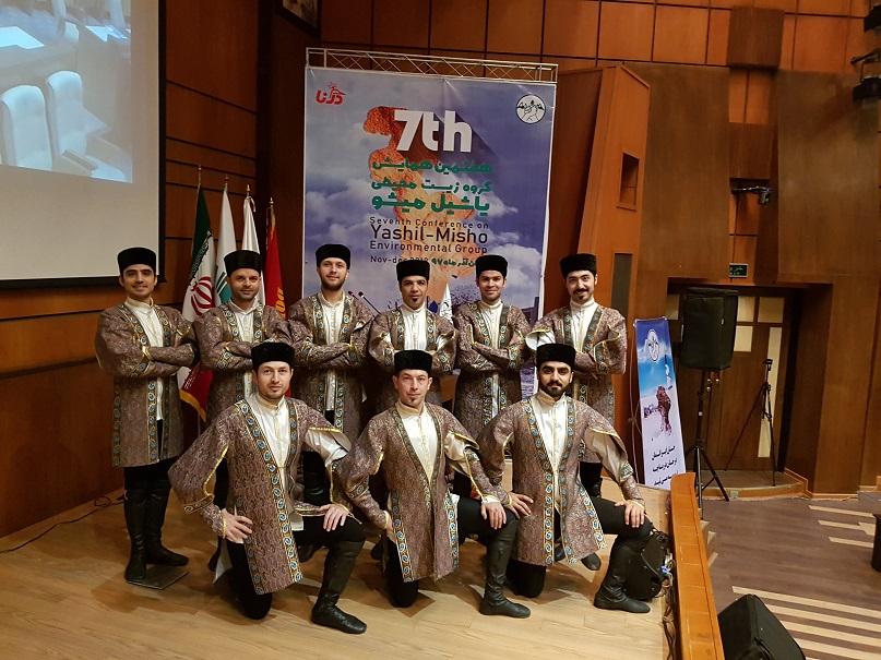 7th Conference on restoration Urmia lake