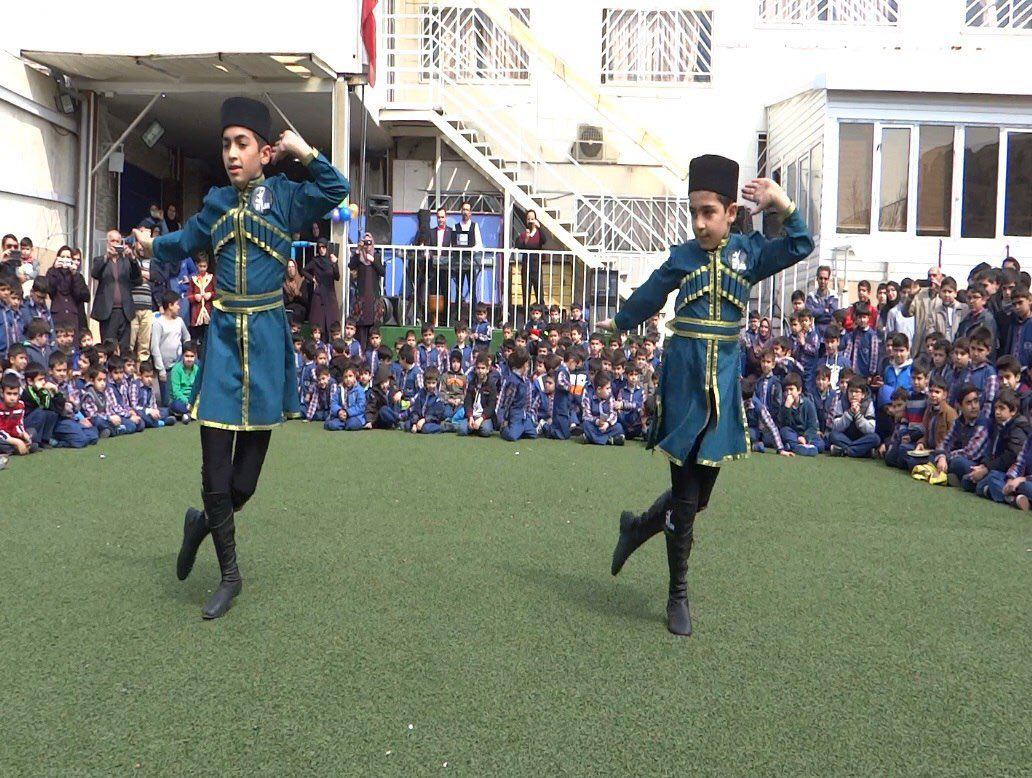 Javid Private Elementary School Ceremony