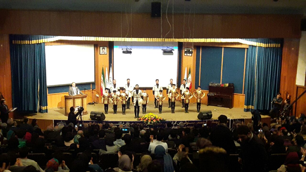 70th Anniversary of Faculty of polymer and chemical engineering, Tehran University