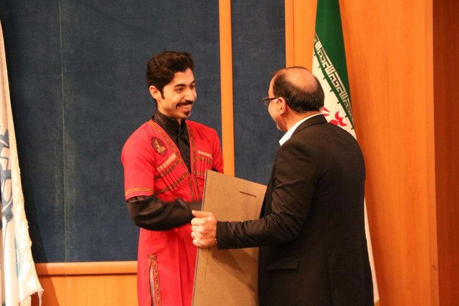 University of Tehran, College of Engineering Ceremony