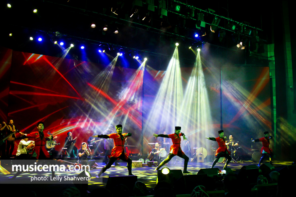 Traditional Music and Dance Concert (Rastak Music Group with Aylan Dance Group Performance)