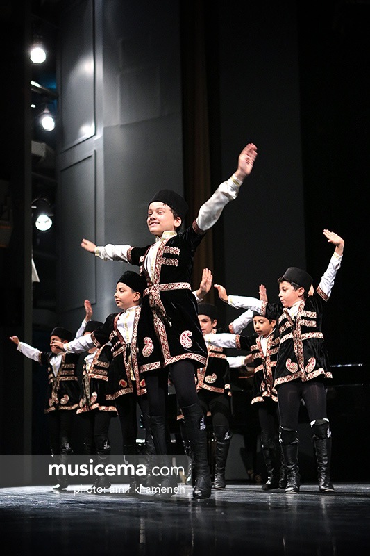 Azerbaijani Music and Dance Concert in Vahdat Hall