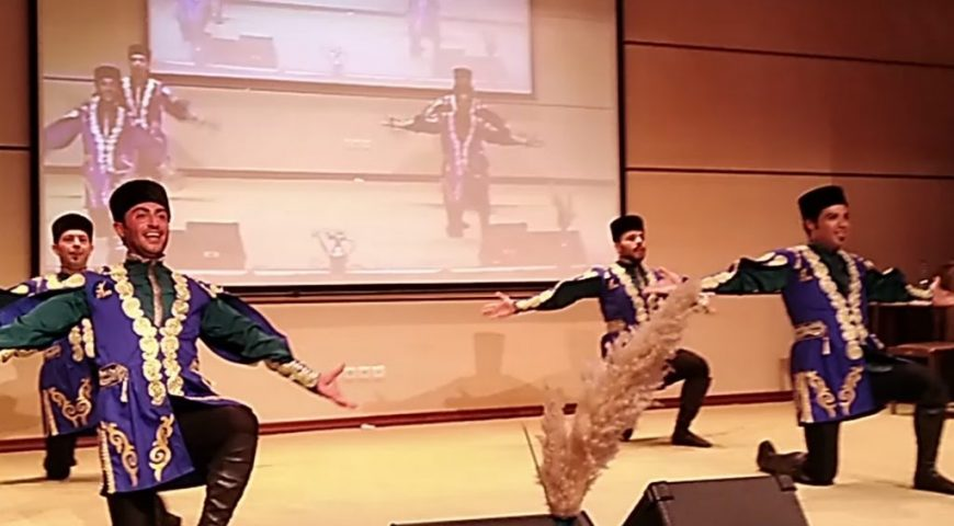 Tribes Culture Festival in Qazvin University of Medical siences