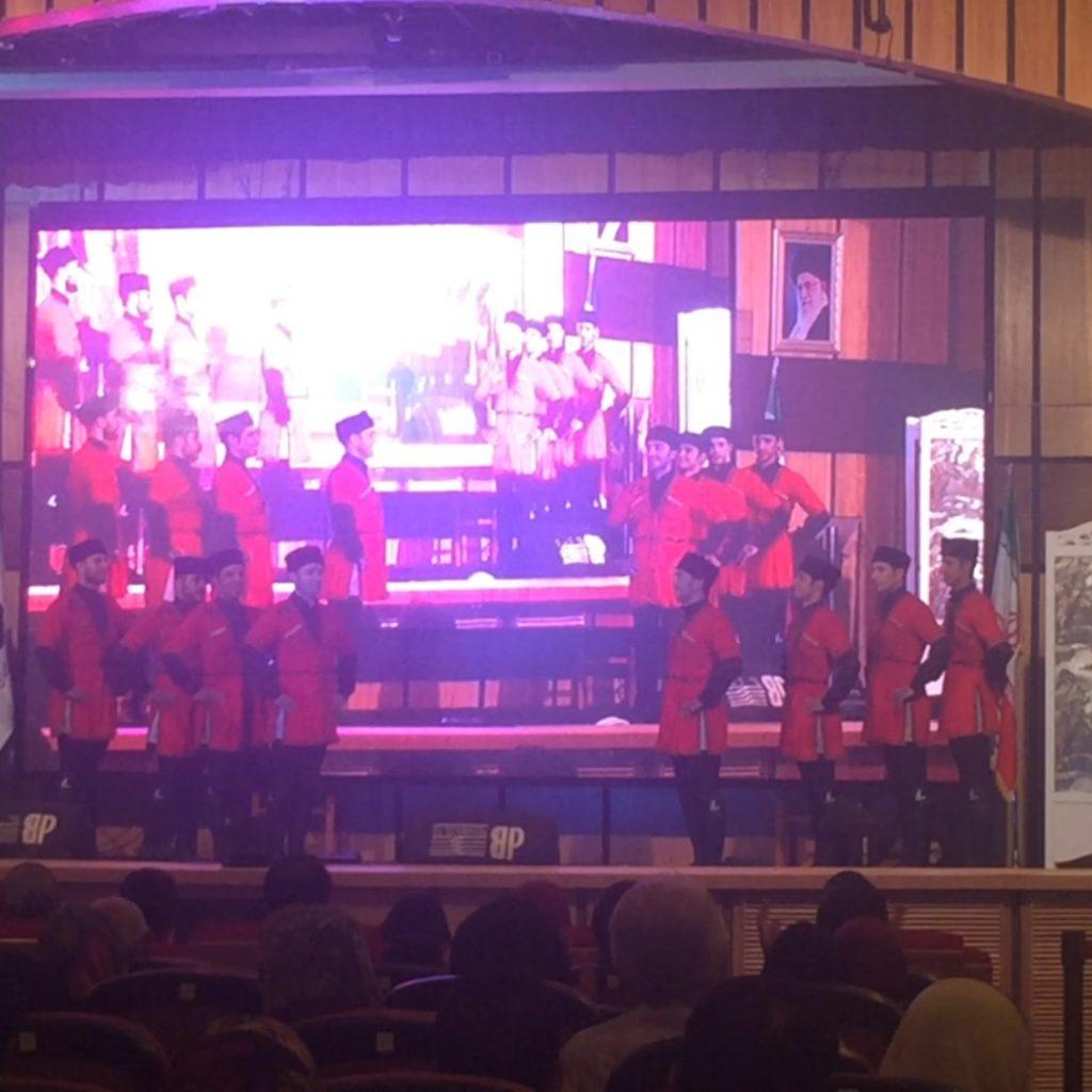 Vanda Show for Supporting Mentally-Handicapped children