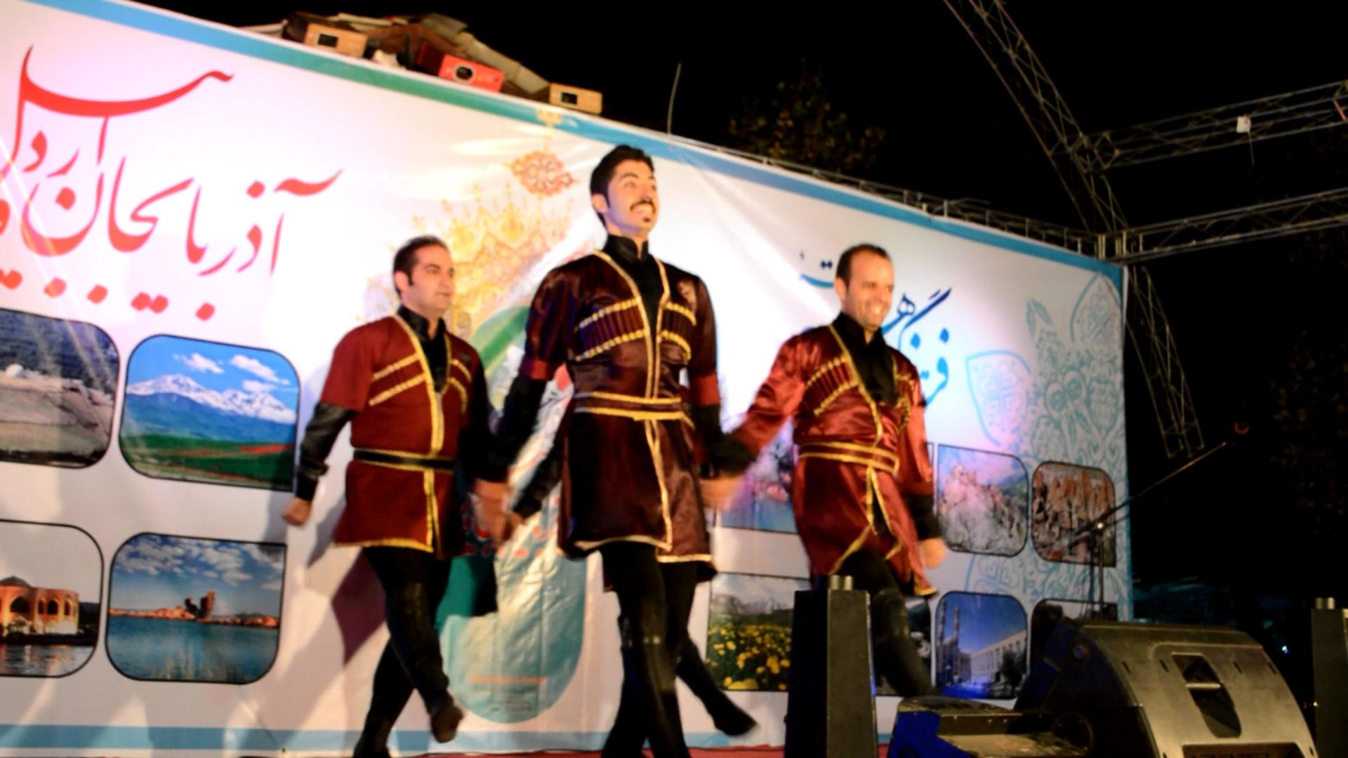 هفته فرهنگی آذربایجان در پارک قائم تهران – 18 شهریور 94