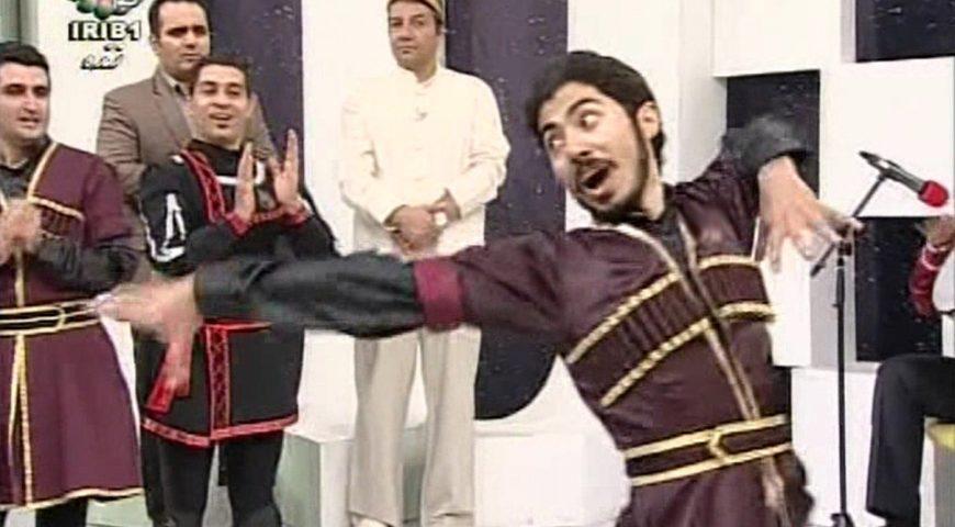 اجرا و پخش زنده در صدا سیما در ایام دهه فجر – 22 بهمن 91