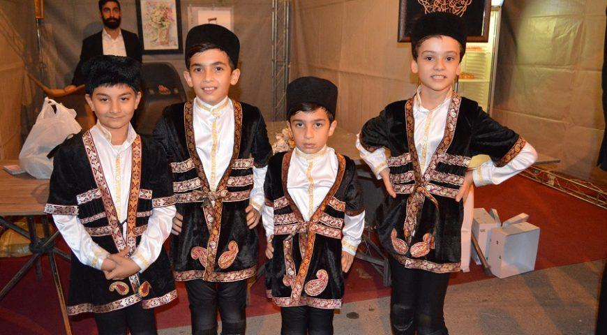 جشنواره ملی خودباوری در موسسه خیریه رعد – 19 شهریور 94