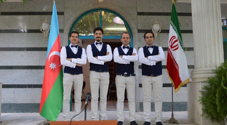 جشن سفارت جمهوری آذربایجان با حضور مقامات داخلی و خارجی – 2 خرداد 94
