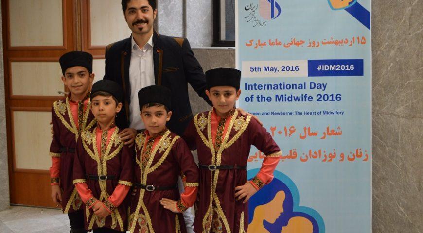 جشن دانشگاه علوم پزشکی ایران – 15 اردیبهشت 95