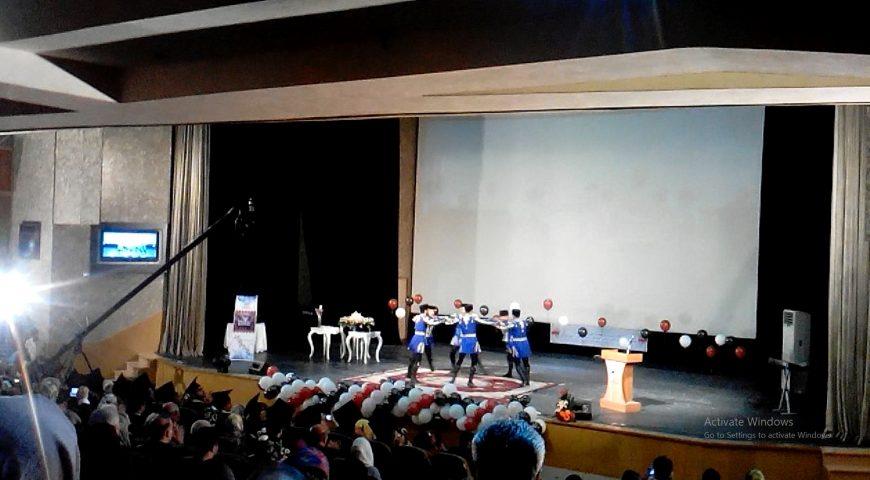 جشن دانشگاه علوم پزشکی اردبیل در سالن فدک اردبیل – 11 مرداد 97