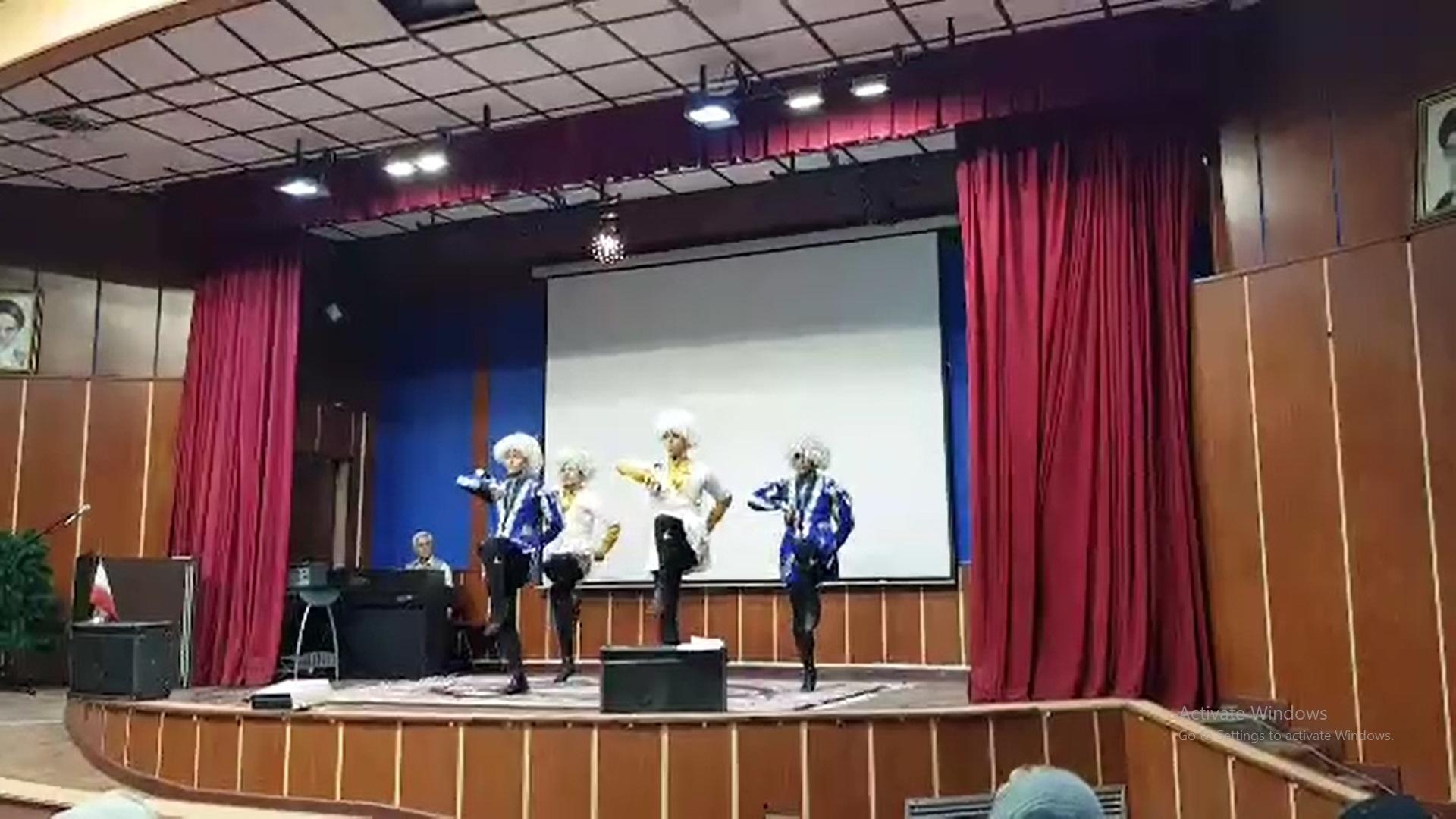 جشن میلاد حضرت معصومه و روز دختر در پارک الغدیر تهران تیر 97
