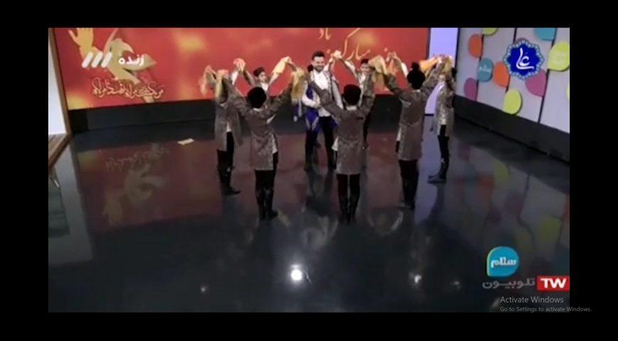جشن عید غدیر و پخش زنده از شبکه 3 سیما – 29 مرداد 98