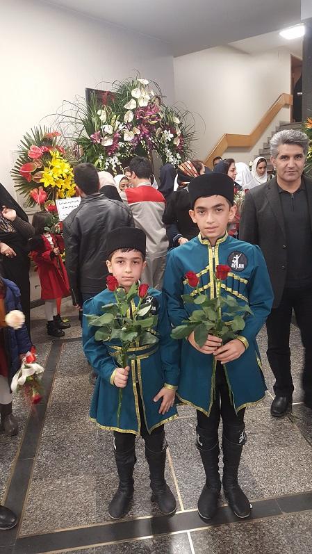 بزرگداشت روز پرستار در بیمارستان میلاد تهران – 14 بهمن 95