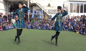 جشن مدرسه جاوید تهران – 28 اردیبهشت و 24 اسفند 95