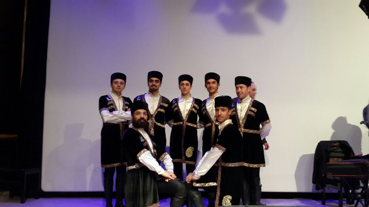 شب موسیقی آذربایجانی در فرهنگسرای بهمن تهران – 13 بهمن 95
