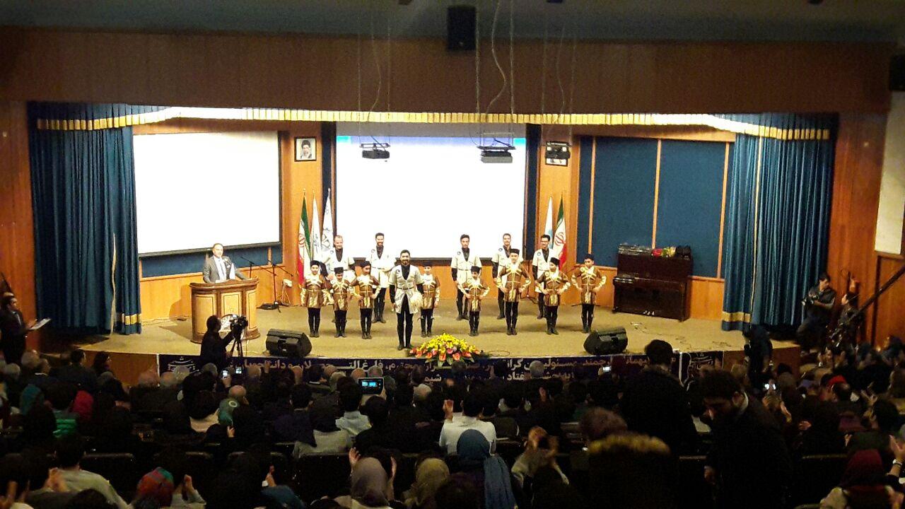 جشن بزرگ هفتاد سالگی مهندسی شیمی دانشگاه تهران – 13 بهمن 95