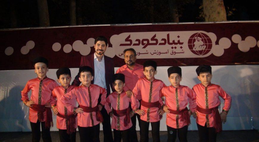 روز جهانی کودک در کاخ نیاوران تهران – 16 مهر 94