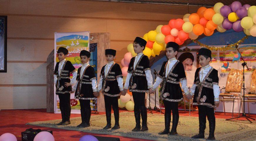 جشن حمایت از کودکان کار – 12 شهریور 94