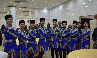 جشن خیریه برای بیماران ام اس در باشگاه انقلاب تهران – 11 بهمن 94