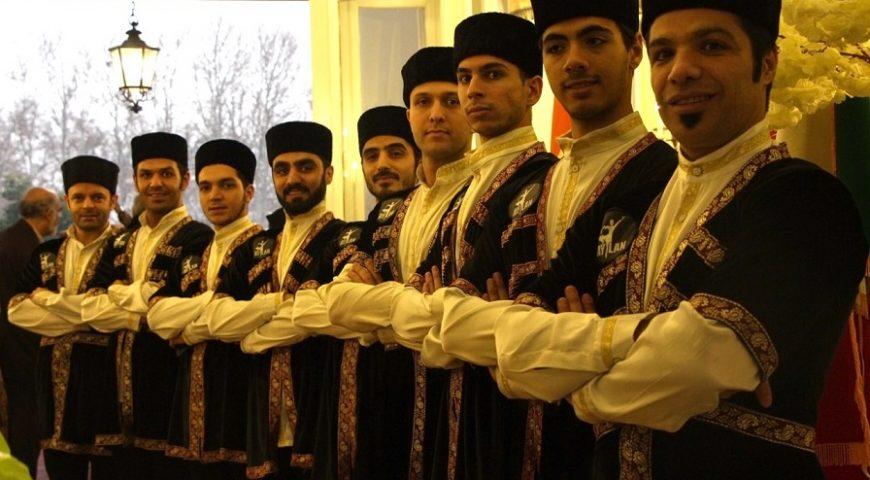 جشنواره دوستی چله و کریسمس در کاخ سعدآباد تهران – 29 آذر 97