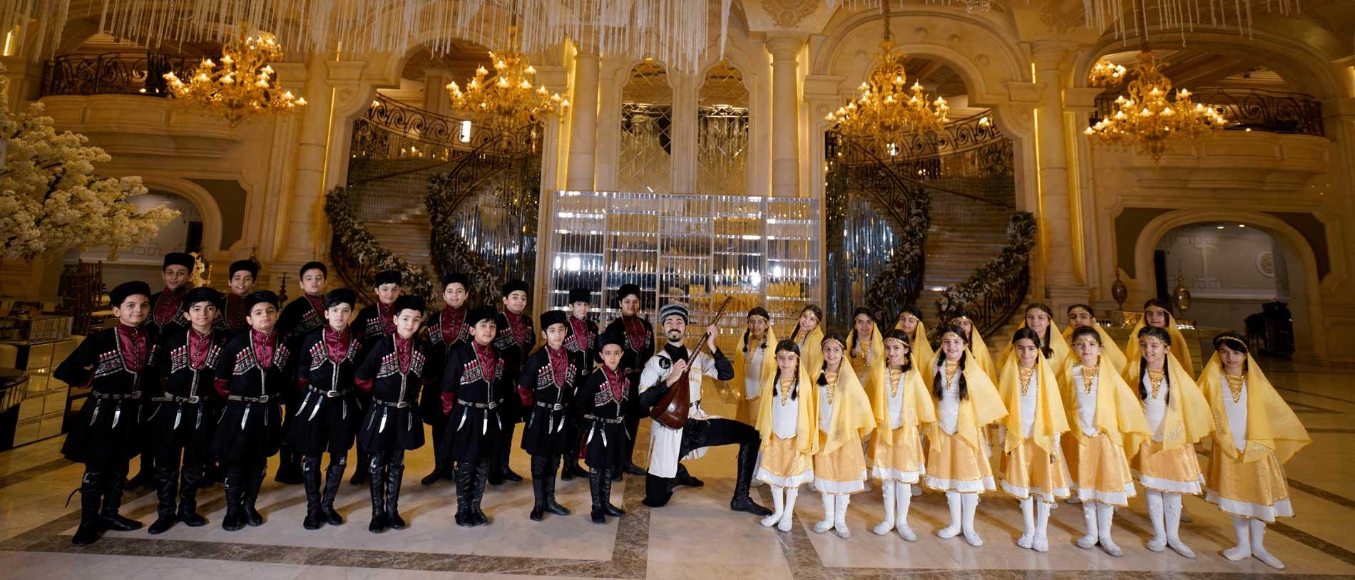 رقص آذربایجانی آیلان